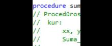 Programavimo mokomoji medžiaga